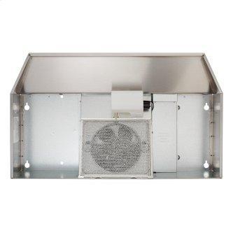 Broan™ BU3 Series 30-inch Under-Cabinet Range Hood, 260 Max Blower CFM, Stainless Steel