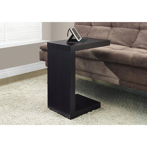 ACCENT TABLE - ESPRESSO