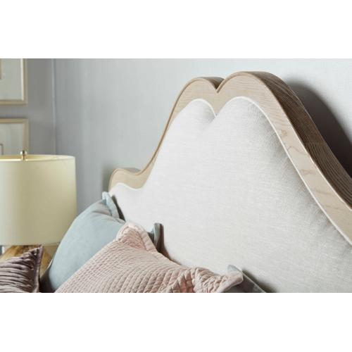 A.R.T. Furniture - Charme California King Upholstered Panel Bed