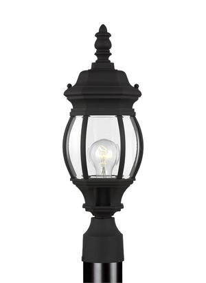 Small One Light Outdoor Post Lantern Product Image