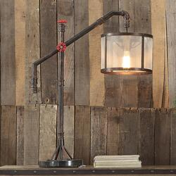 "32.5""H Table Lamp"