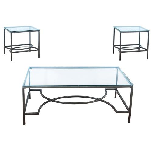 Gallery - 7330 3-Pack Occasional Tables