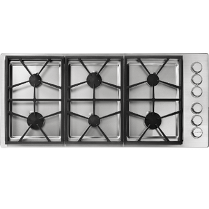 "Dacor46"" Professional Gas Cooktop, Liquid Propane"