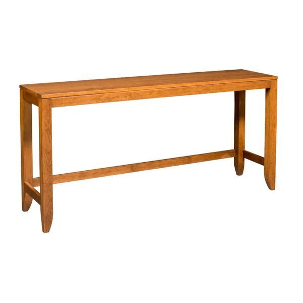 """Justine Console Bar Table, 72"""""""