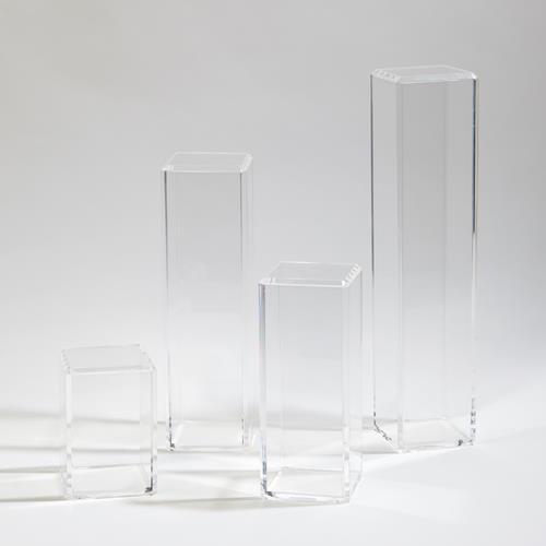 4 Acrylic Riser-Lg