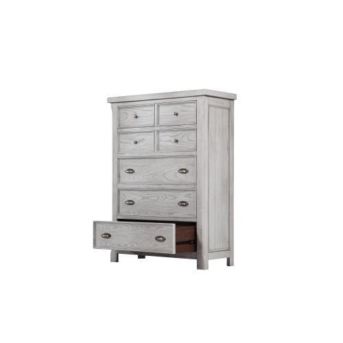 Emerald Home Warwick II Dresser, Light Gray B528-05-03