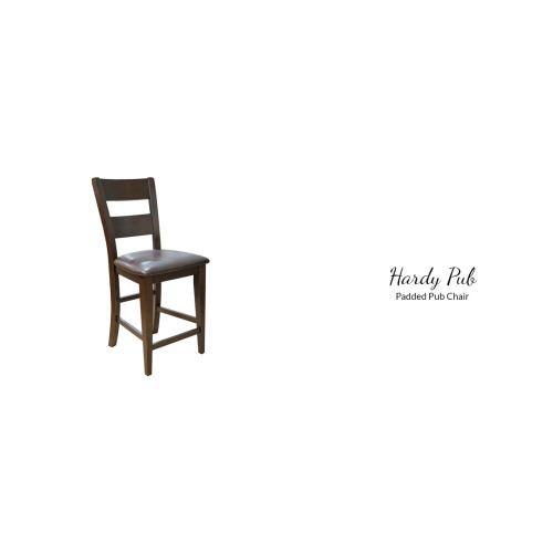 Gallery - Pub Table & 8 Pub Chairs
