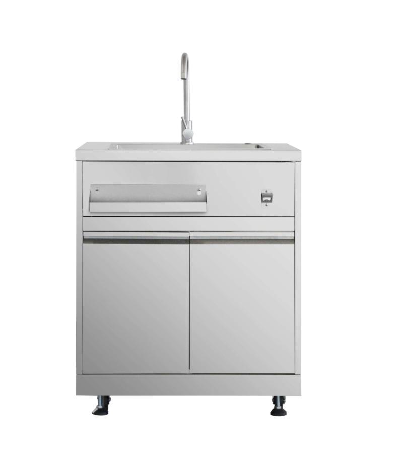 Thor KitchenOutdoor Kitchen Sink Cabinet In Stainless Steel