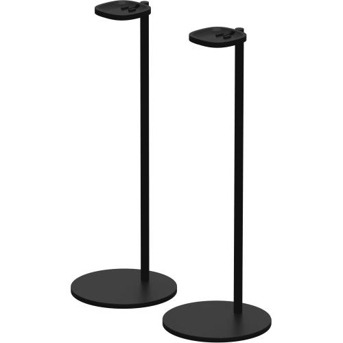 Black- Sonos Stand (Pair)