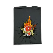 Grillmasters Tattoo Motif T-Shirt