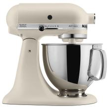 Artisan® Series 5 Quart Tilt-Head Stand Mixer - Matte Fresh Linen