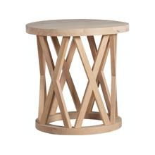 View Product - Ceylon Round End Table