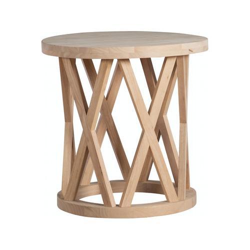 John Thomas Furniture - Ceylon Round End Table