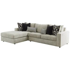 Ravenstone 2-piece Sleeper Sectional With Chaise