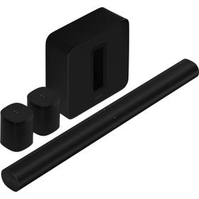 Black- Surround Set