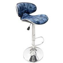 See Details - 360 Swivel Adjustable Height Bar Stool Pu Upholstered Leather Chrome Base Modern Contemporary Dining Room 2 Pcs 1 Box Wholesale 2