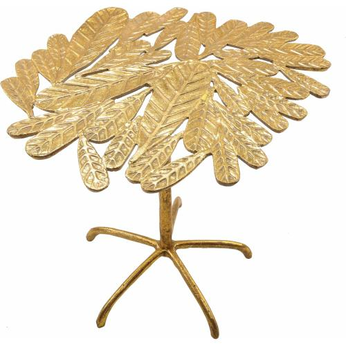 Product Image - Freesia Gold Side Table