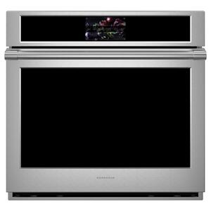"""MONOGRAMMonogram 30"""" Smart Electric Convection Single Wall Oven Statement Collection"""