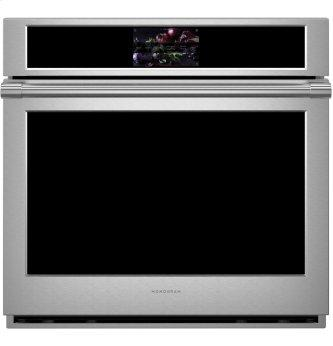"""Monogram 30"""" Smart Electric Convection Single Wall Oven Statement Collection"""