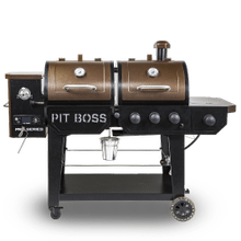 Pro Series 1100 Pellet and Gas combo