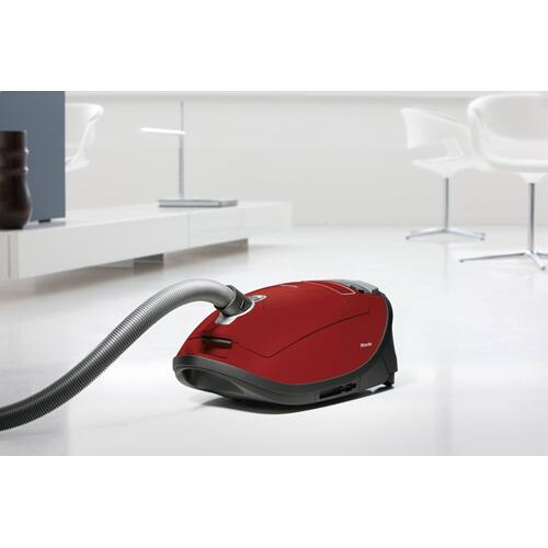 Complete C3 HomeCare+ PowerLine - SGPE0 - canister vacuum cleaners with handle controls and electrobrush for the greatest demands.