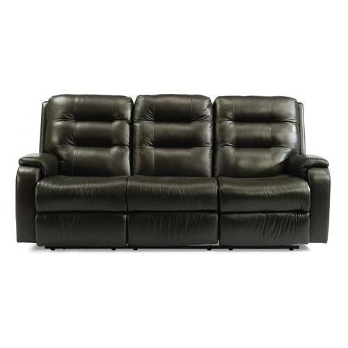 Arlo Power Reclining Sofa with Power Headrests