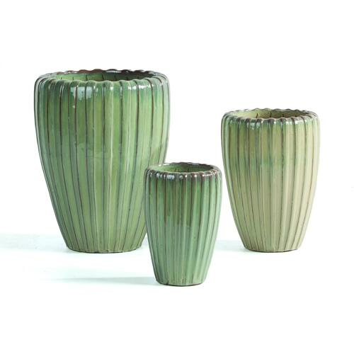 Linea Tall Planter - Set of 3