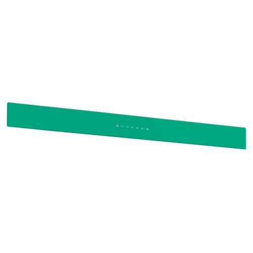 BEST Range Hoods - WCB3 & ICB3 36'' Front Glass Panel Emerald