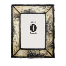 "Birch Bark Picture Frame (5x7/8x10) - 5"" X 7''"