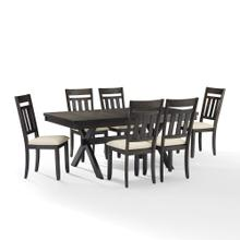 HAYDEN 7PC DINING SET