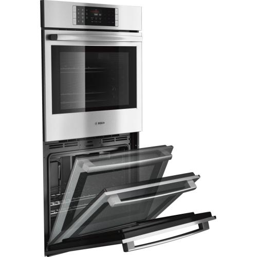 Benchmark® Double Wall Oven 30'' Stainless steel HBLP651UC
