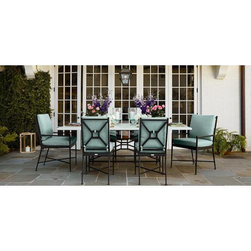 Bassett Furniture - Marie Rectangular Dining Table