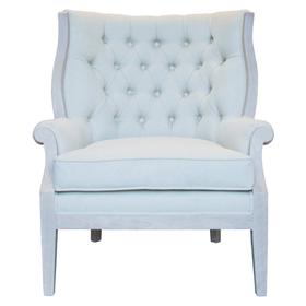 Occasional Chair, Available in Coastal Brown or Coastal Grey Finish.