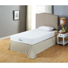 See Details - Blue River Gel-Infused Green Tea Memory Foam 8 Inch Mattress, Twin