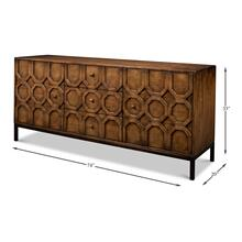 Becket Sideboard, Brown
