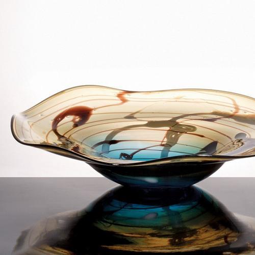 Furniture of America - Tiffany Decorative Plate (4/box)
