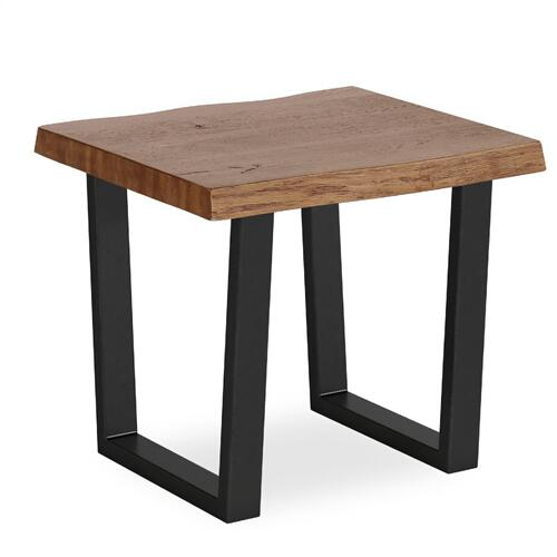 Global Home - Tea Tree Lamp Table Metal Base
