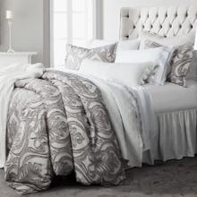Product Image - Nicole Damask Comforter Set - Super King