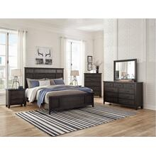 Queen Master 6 Piece Bedroom Set