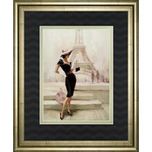 """Love, From Paris"" By Steve Henderson Framed Print Wall Art"