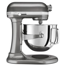 Pro Line® Series 7 Quart Bowl-Lift Stand Mixer - Medallion Silver