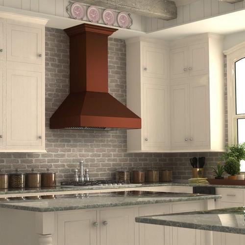 """Zline Kitchen and Bath - ZLINE 30"""" Designer Series Wall Mount Range Hood (8697C-30)"""