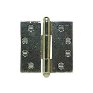 "Butt Hinge - 4"" x 4"" Silicon Bronze Brushed Product Image"