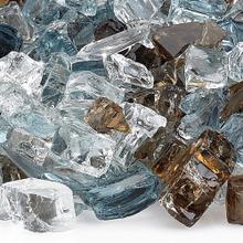 "See Details - 1/2 "" Bali Reflective, 10 Lb. Jar Fire Glass"