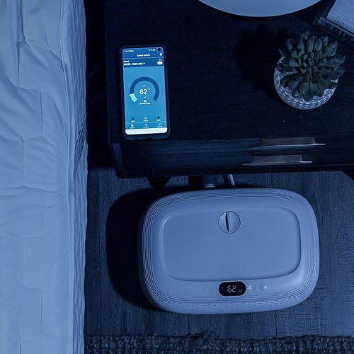 OOLER Sleep System with Chili Cool Mesh - Half Queen \ me