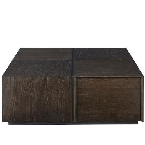 Quinton Storage Cocktail Table