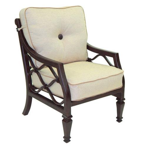 Castelle - Villa Bianca Cushioned Dining Chair