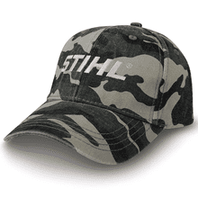 Enjoy the simple look of this cap.