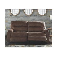 Bolzano 2 Seat Reclining Sofa Coffee