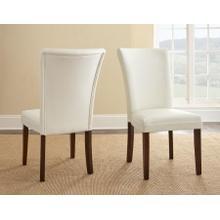 Berkley Parsons Chair - White